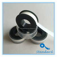 Sanitary Ware Fittings Oil And Gas PTFE Thread Seal Tape