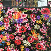 2016SS latest design small floral printing digital printed two way strench fabric