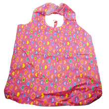 polyester folding shopping bag and polyester foldable shopping bag