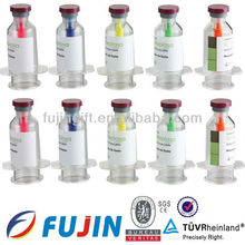 Injection highlighter pen for pharma manufacturs/jumbo highlighter pen/doctor promotion gift for pharmaceutical bottle