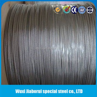 304 galvanized stainless steel wire rope in coil