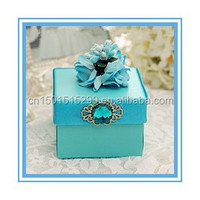 nice/perfect Chinese Cardboard gift box, gift box with silk ribbon,paper box
