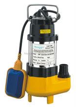 Float Switch Submersible Sewage Pump