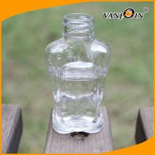 Vide 40 ml 45 ml 50 ml femme corps forme bouteille de parfum