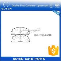 Chinese factory hi-q brake pad genuine auto parts spare front disc brake pad GDB3027 GDB7048 GDB7061 GDB7561 GDB7592