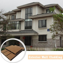 top quality wooden composite outdoor wall panel wpc cladding