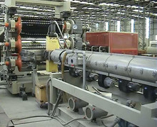 T-liner sheet machine