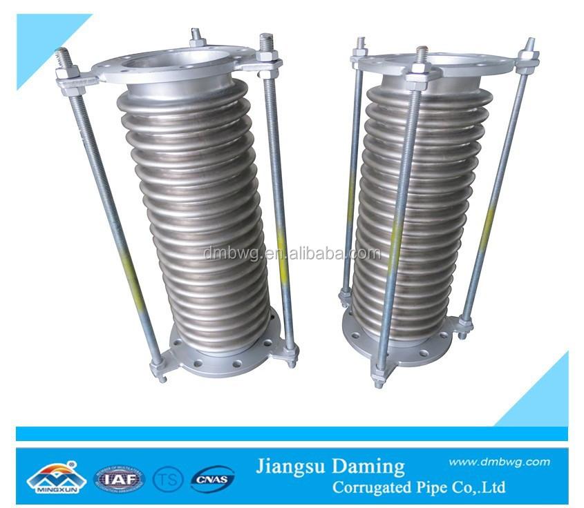 300 Series stainless steel bellow compensator