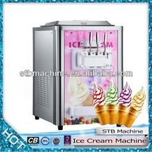 2014 nuevo diseño de las máquinas para helado para uso comercial