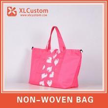 designer promotion shopping bag drawstring bag