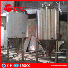 2000L used hot sales beer brewing fermentation tanks