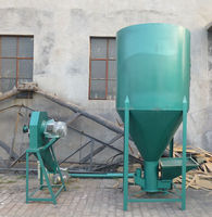 mozambique best selling animal poultry feed mill grinder mixer