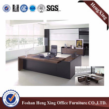 Melamine Design Modern Office Desk Office Furniture HX-ET14039