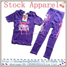 Cheap Short sleeves cotton rib jersey kid sleepwear children boy clothing wholesale