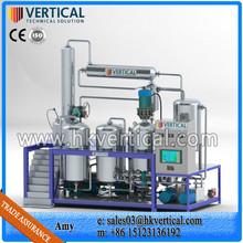 VTS-PP PLC Control Oil Filtration Unit Vacuum Lubrication Oil Purifier