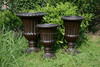classic bronzed color home and garden Yorkshire Urn design