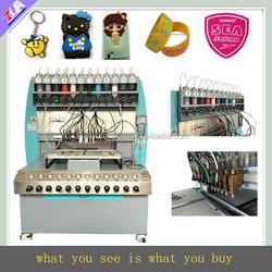 good quality liquid silicone/pvc dispensing machine with CNC iron cast