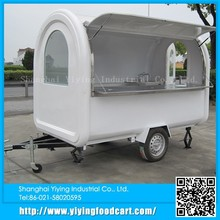 YY-FR280B alibaba china supplier new type food cart CE mobile food vans