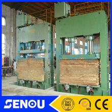 400T cold press machine for plywood/wood-based panel machinery/door cold press