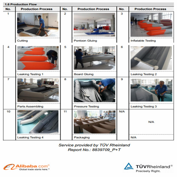 fábrica de porcelana barata de pesca barco thundercat barco inflável para venda