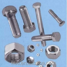 for steel strcture hex bolts with nuts