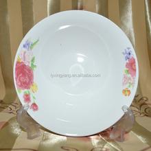 vietnam dishes/used restaurant serving plates/unique shape dinner plate