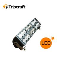 Waterproof LED Warning Strobe Light Bar Car Decorates Car LED warning light