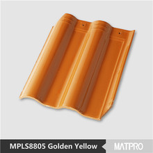 flat clay roof tiles/zinc corrugated roofing sheet/clay roof