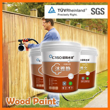 China building materials water based pencil lacquer paint