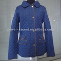 dama de la moda chaqueta de relleno
