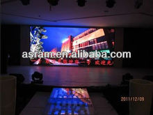 Semi-outdoor SMD Portable Transparent Background LED Curtain Display Screen/LED Video Wall/Outdoor LED Display Screen