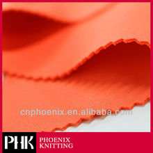caliente la venta de hangzhou de poliéster elástico con escafandra tela que hace punto legging para