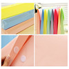 PP stationery documents bag transparent envelope plastic document bag sheet protector my clear bag