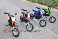 12 Years Experience Eco-Friendly cheap electric dirt bikes