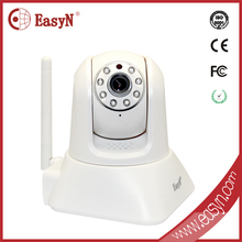 indoor wireless 1.3 megapixel motion sensor all in one ir dome camera