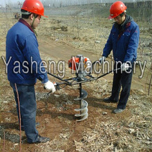 200mm Gasoline Auger Fence Post