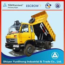 Dongfeng 4x4 camión volquete todoterreno