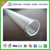 high quality anti-wrinkle and flexible pvc suction hose,steel wire hose,pvc spring hose