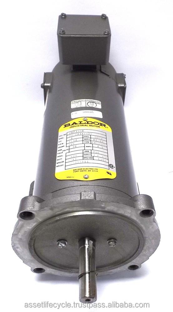 New Baldor Cdp3330 Dc Electric Motor 1750 Rpm Hp 5 Type