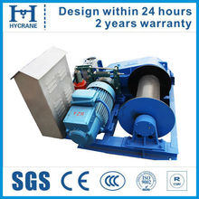 Hot sold 200kg electric winch with drawing