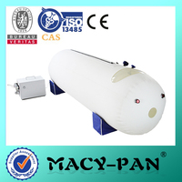 CE Cetificated Portable Hyperbaric Oxygen Bed for pure oxygen therapy