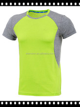 2015 Summer Simply Style Sport Dry Fit Mens Promotional Custom T Shirt