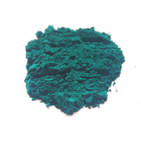 Organic Color Pigment GREEN 7 for Ink Paint Coating Rubber Plastic