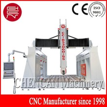 Large Size 5 Axis CNC Machine for Molding Industry