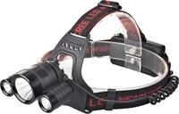 JD-603 600 LM T6 aluminium led headlamp & powerfull fishing camping headlighting