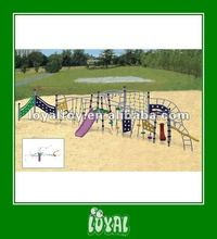 Made In China outdoor wood playsets Hot in Sale with GOOD Quality