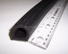 anti-aging density and foam EPDM door rubber gasket