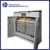 full automatic high capacity intelligent hatch controller incubator