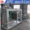 10KV-35KV resin insulator,bushing,current,potential transformer epoxy doming machine APG machine supplier