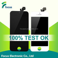 Factory price for iphone 5 lcd touch screen and digitizer